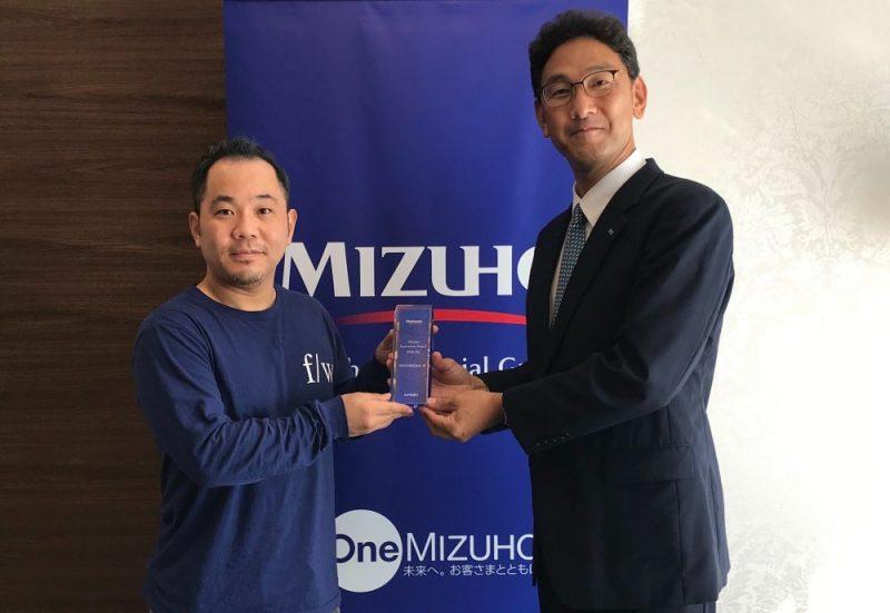 THECOO、みずほ銀行主催 「Mizuho Innovation Award」を受賞