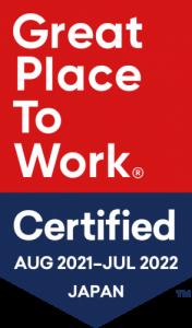 GPTWの「働きがい認定企業」に選出されました